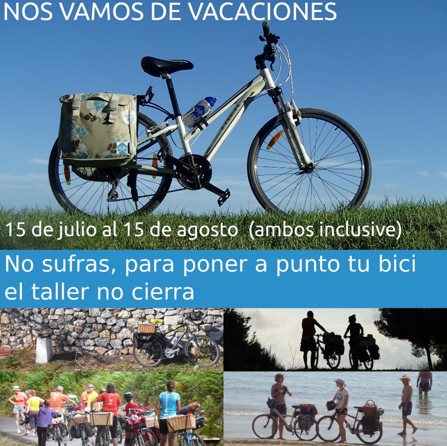 Vacaciones Otero 2017 del 15 de julio al15 de agosto