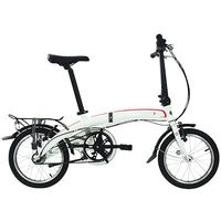 DAHON CURVE I3 MINI 16 BLANCO 2017