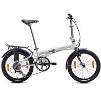 DAHON SPEED D8 BLANCA 2017