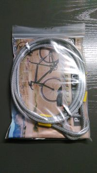 MODULAR CABLE DE SEGURIDAD 200 CM LARGO