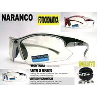 GAFA EVANEY NARANCO C5 ROJO BLANCO