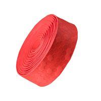 Cinta de manillar Bontrager Gel Cork Rojo Viper