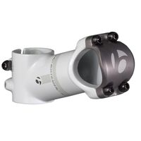 Potencia Bontrager RL 31,8 mm altura 17 80 mm Blanco
