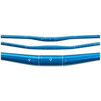 Manillar Bontrager Race Lite Lowriser 31,8 mm Elevación 15 720 mm Azul