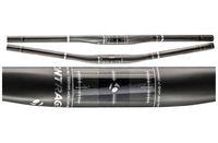 Manillar RXXXL plano sobredimensionado 5 grados ATB 580 mm Bontrager Carbono