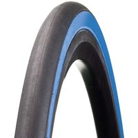 Cubierta R3 700x23 C Bontrager Flanco azul